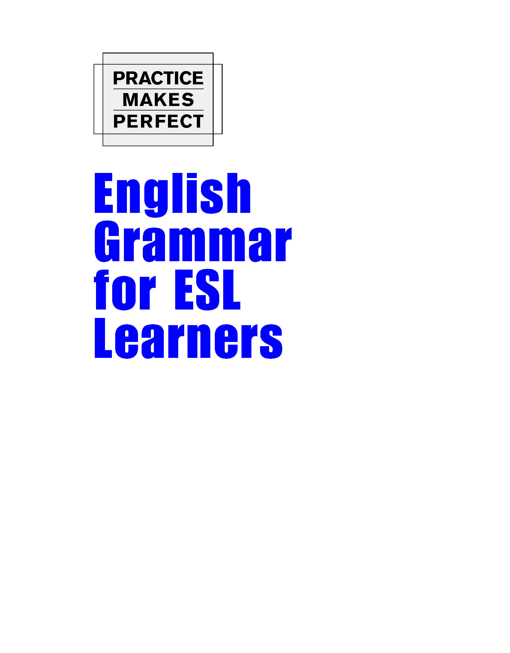 English grammar for ISL learners